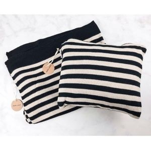 JACK + LUCY TRAVEL BLANKET & PILLOW SET